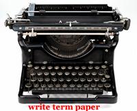 write term paper
